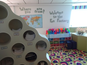 Susan McDaniel, Celebrity Silhouette children's areas